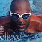 Darryl Haley Swimming