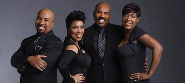 Steve Harvey Morning Show Cast Members
