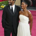 Denzel Washington and wife, Pauletta Washington