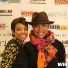 Lynn Whitfield and Candice Adkins