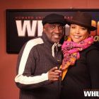 Lynn Whitfield and Jeff 'Coach' Wims
