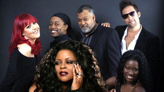 Incognito at Howard Theatre