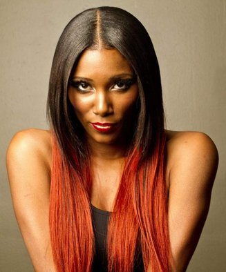 Black Women Ombre Hair Color