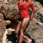 Sun Bathing