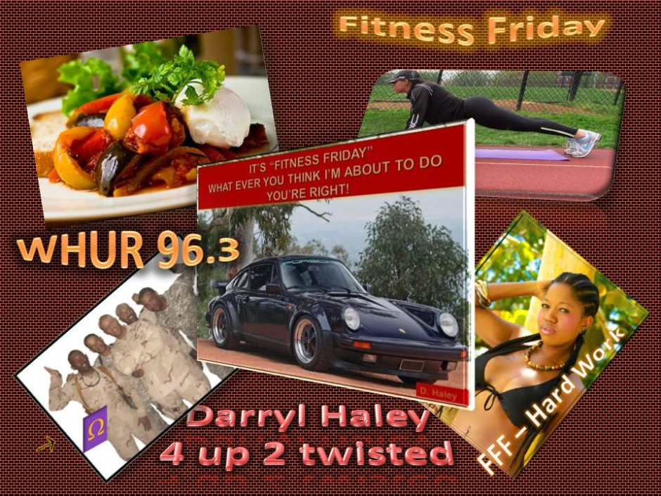Fitness Friday_DHM