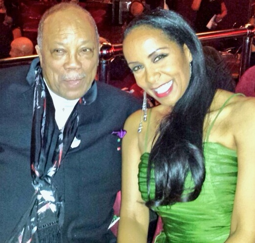 Everybody loves Quincy Jones