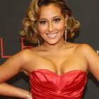 Adrienne Bailon's Short Curly