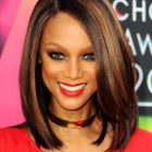 Tyra Banks' Color hue