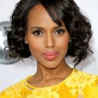Kerry Washington Short curly