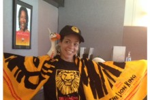 WHUR's Nikki Strong Rocks Lion King Apparel