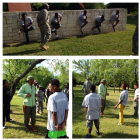 """The boys have arrived for my 2014 Mentoring Camp for Young Men in Dallas. #‎MentoringWORKS""- Steve Harvey"