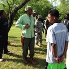 The Steve Harvey 2014 Mentoring Camp in Dallas,Texas