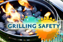 Grilling Safety Photo