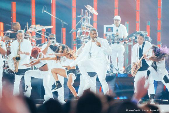 Usher-UR-Experience