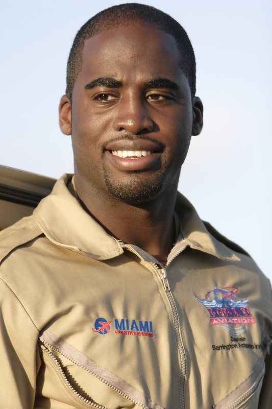 Barrington Irving Headshot