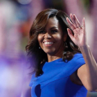 Michelle Obama DNC, AP Instagram