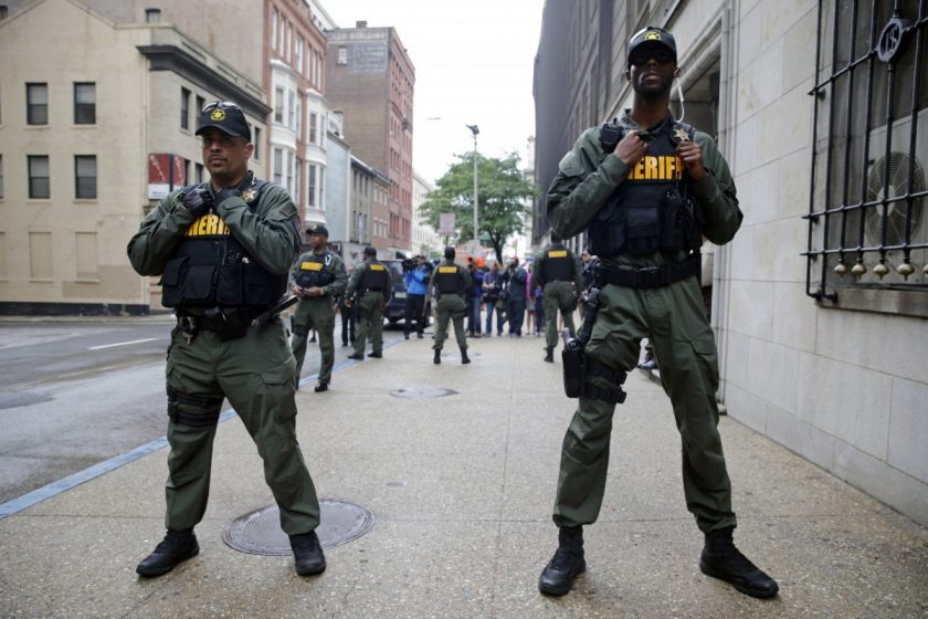 Baltimore City Police_ AP Images