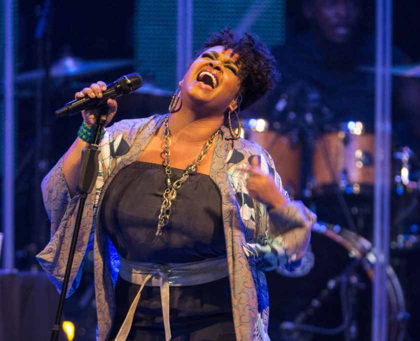 Jill Scott on stage_ AP Images