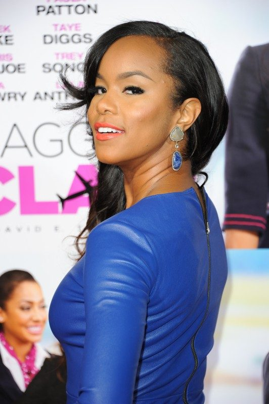 LeToya Luckett movie premiere_ Ap Images
