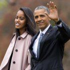 Malia Obama Barack Obama_ AP Images