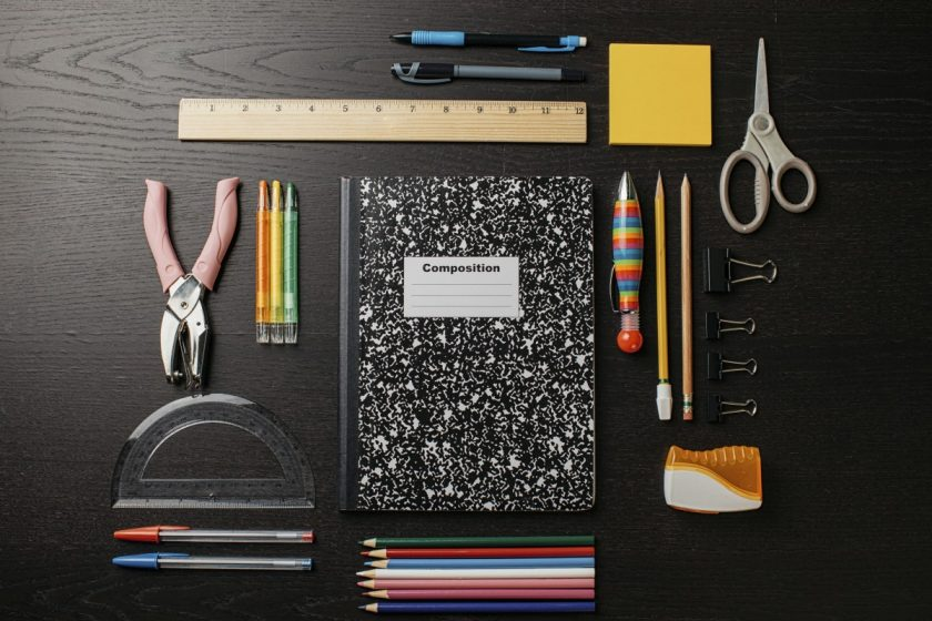 School supplies_iStock