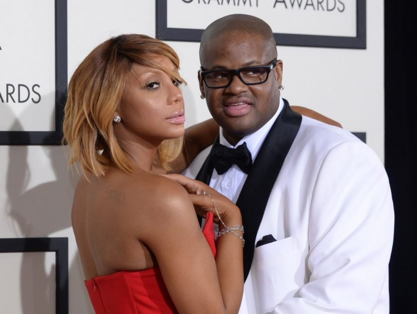 Tamar Braxton and Vince_ AP Images
