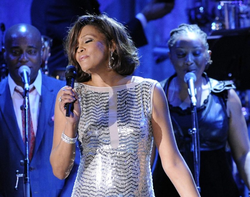 Whitney Houston 2011_ AP Images
