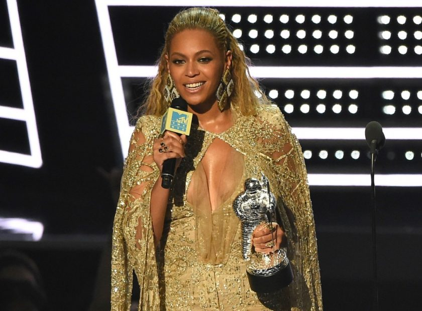 Beyonce MTV VMAs 2016_ AP Images