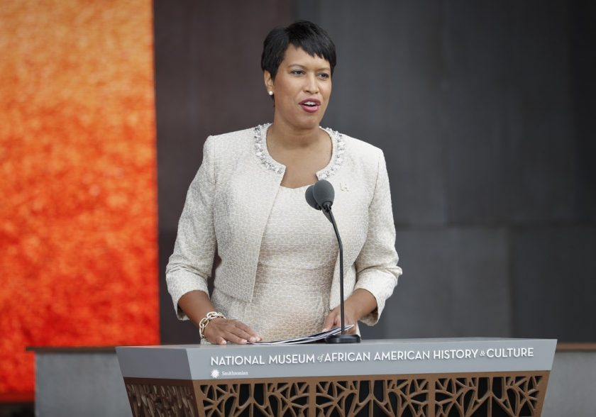 mayor-muriel-bowser-smithsonian-national-museum-of-african-american-history-and-culture_ap-images