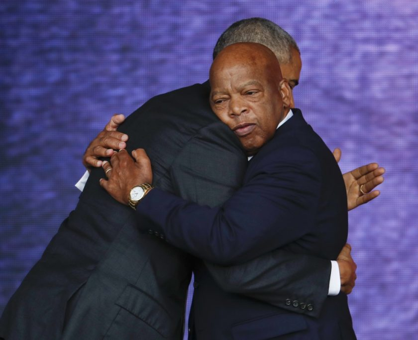 rep-john-lewis-hugs-obama-smithsonian-national-museum-of-african-american-history-and-culture_-ap-images