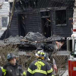Baltimore fire children missing_AP Images