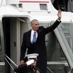 Barack Obama leaves Trump Inauguration_AP Images