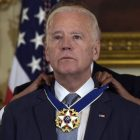 Joe Biden presented with Presidential Medal of Freedom_AP Images