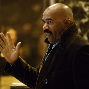 Steve Harvey Trump Plaza_AP Images