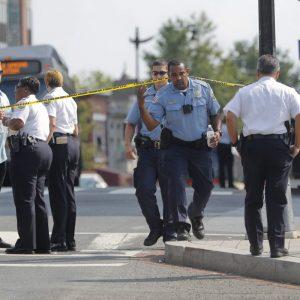 Washington DC police_AP Images