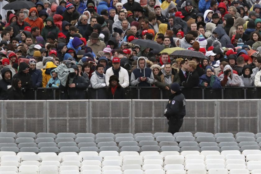 police Trump inauguration_AP Images