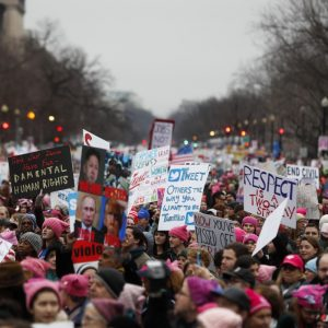 womens march on washington 3_AP Images