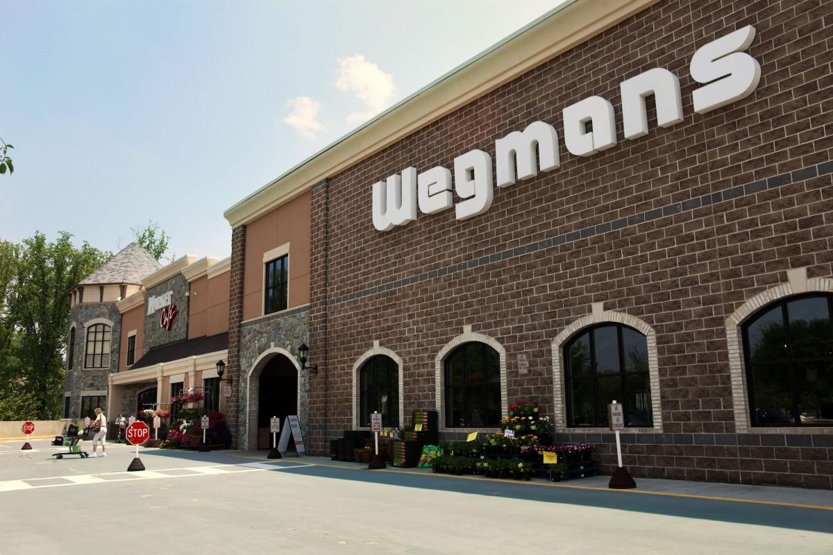 Wegmans online shopping